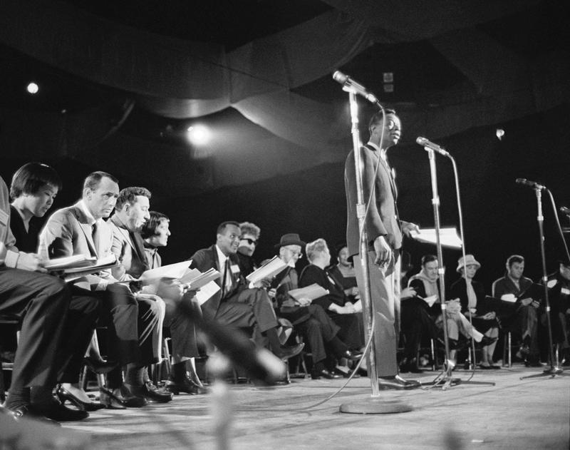 Nat King Cole - JFK's Lost Inaugural Gala, Jan 1961