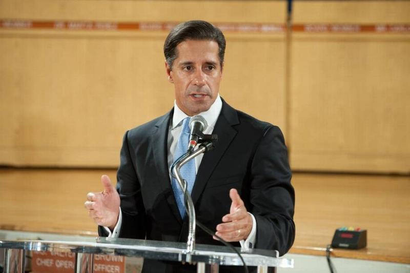 Alberto Carvalho, superintent of Miami-Dade County public schools.
