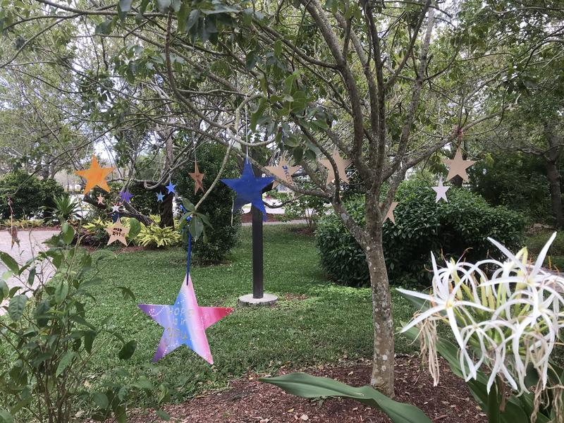 coral springs museum of art international peace garden