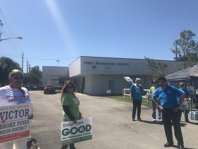 Pembroke Pines Elections