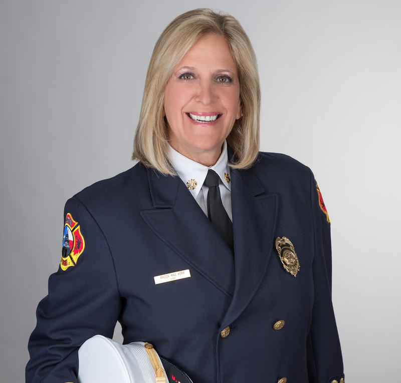 Fort Lauderdale fire chief