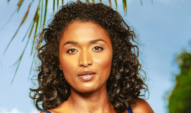 Sara Martins as DS Camille Bordey