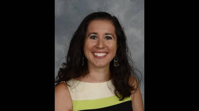 Dayanna Voltich Crystal River Middle School website
