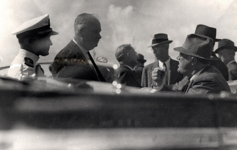 Franklin D. Roosevelt visited the Keys six times, starting in 1917. His final visit was in 1939, when he rode an open convertible down the new Overseas Highway.