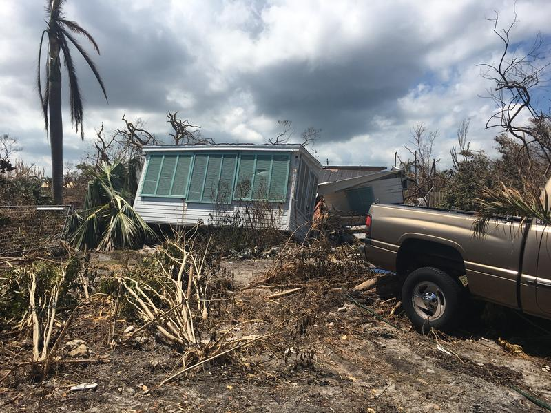 Big Pine Key in the Lower Florida Keys experienced the brunt of Hurricane Irma's Category 4 storm conditions. Residents across South Florida are reflecting on Irma as they prepare for the upcoming season, which begins Friday.