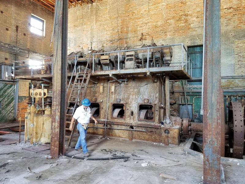Key West's first power plant has been abandoned for decades but may be headed for a restoration and a new life.