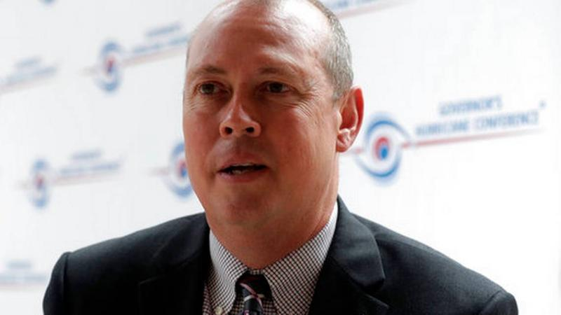 Director of the National Hurricane Center Ken Graham.