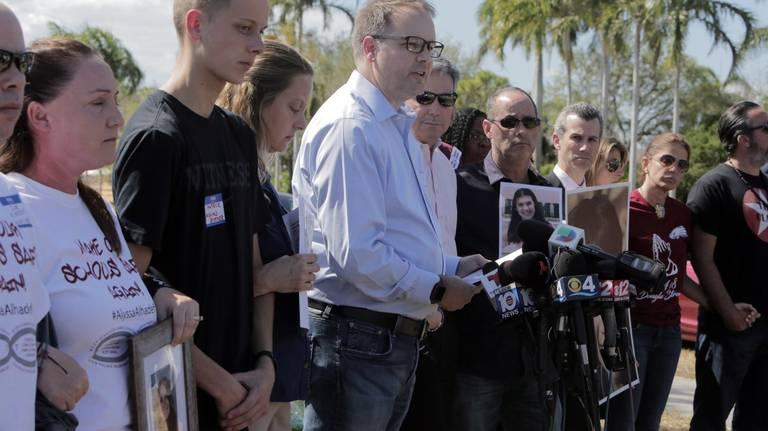 Parents of Parkland school shooting victims implore Florida legislators to 'take action'
