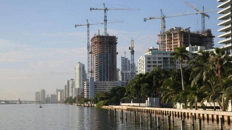 Since 1970, incomes in Miami-Dade county have declined 8 percent.
