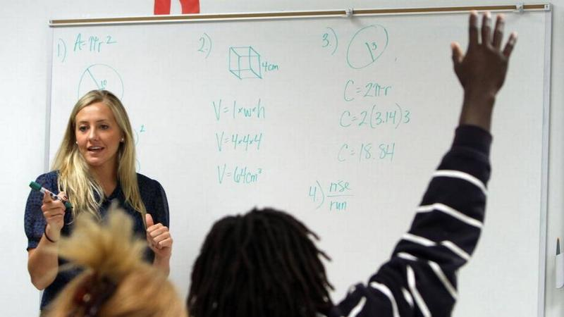 Miami teachers can only afford 9 percent of area listings.