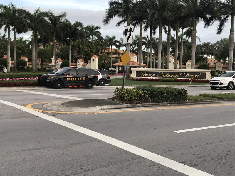 Police from local, state and federal agencies are investigating a shooting early Friday at the Trump National Doral Miami Resort.
