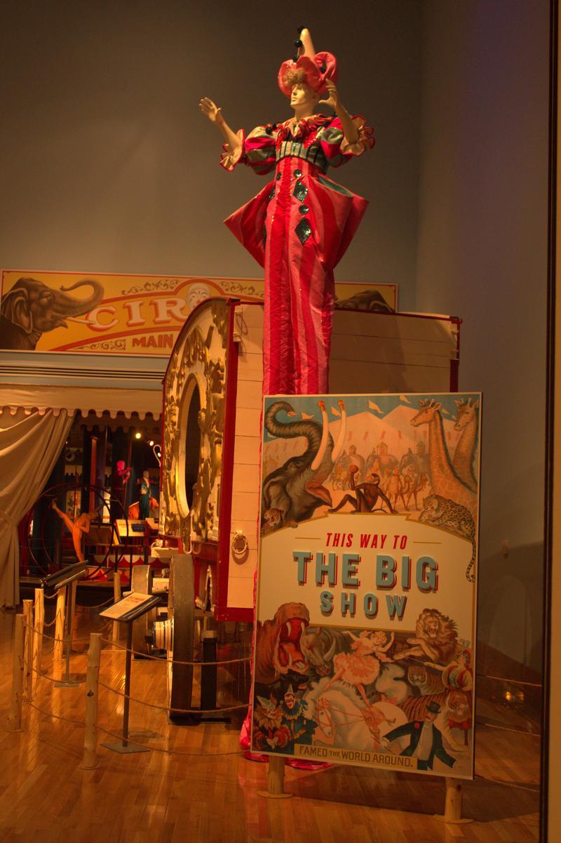 Circus Museum in Sarasota, FL