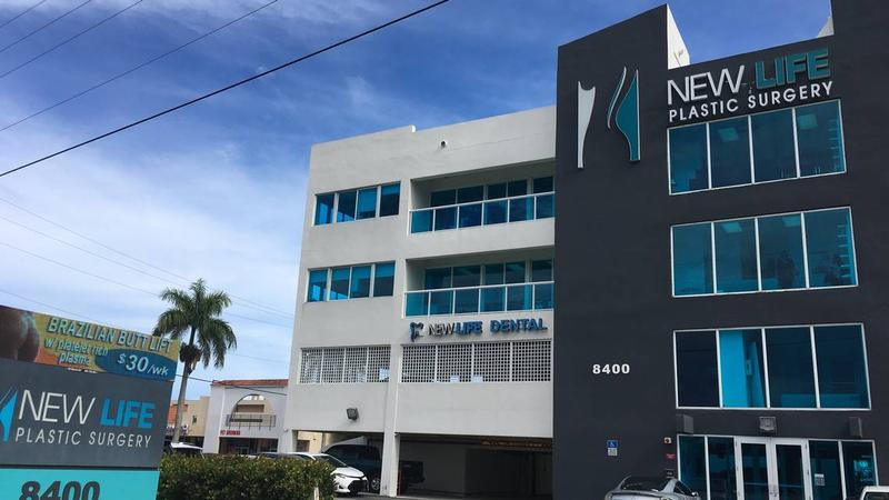 New Life Plastic Surgery at 8400 SW Eighth Street in Miami advertises a popular surgical procedure known as a Brazilian butt lift at a financed price of $30 a week.