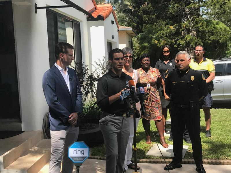 The city of Miami hopes its partnership with the Neighbors app will help streamline the process of gathering crime information.