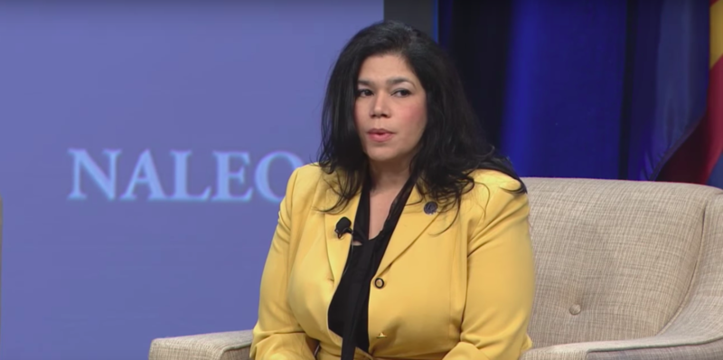 Miami-Dade County School Board Member Lubby Navarro was appointed co-chair of a national group that will oversee how Latinos are counted in the U.S. Census. She spoke during a panel discussion hosted by NALEO Educational Fund in Phoenix over the weekend.