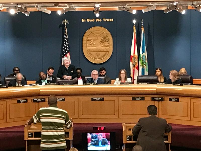 The Miami-Dade County transportation board deferred a vote on Thursday on how to upgrade the South Dade Transitway Corridor.