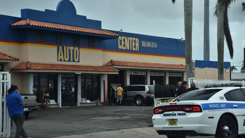 A 15-year-old immigrant girl escaped the Homestead Temporary Shelter for Unaccompanied Children Friday as she was taken to a routine eye exam, according to Homestead Police.