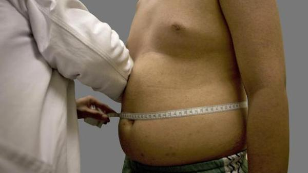 According to a new study, nearly 40 percent of Floridians are considered obese.