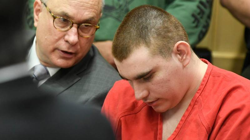 Nikolas Cruz, the confessed gunman in the Parkland school massacre, appeared in Broward Court on Monday. Judge Elizabeth Scherer set a tentative trial date for September of 2019.