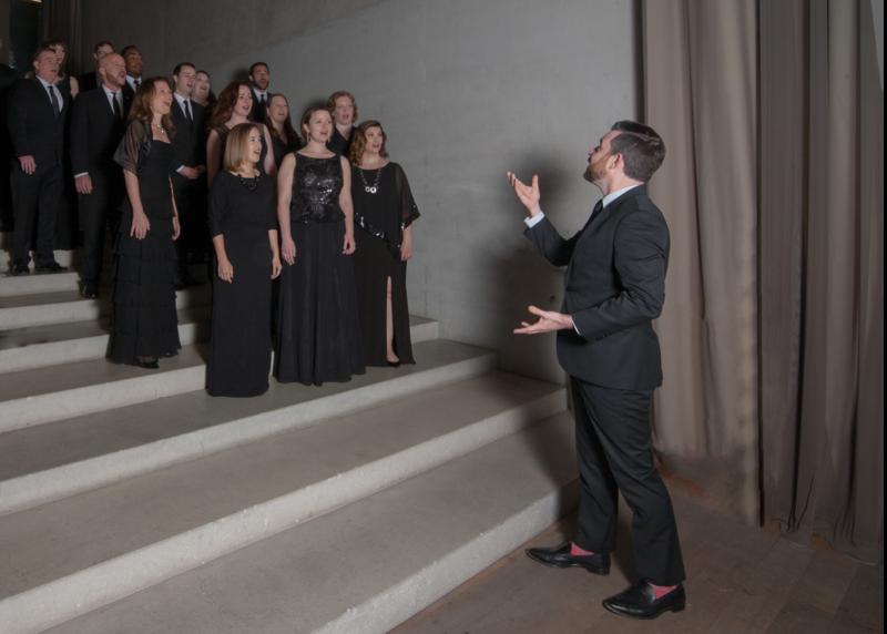 Seraphic Fire choral ensemble