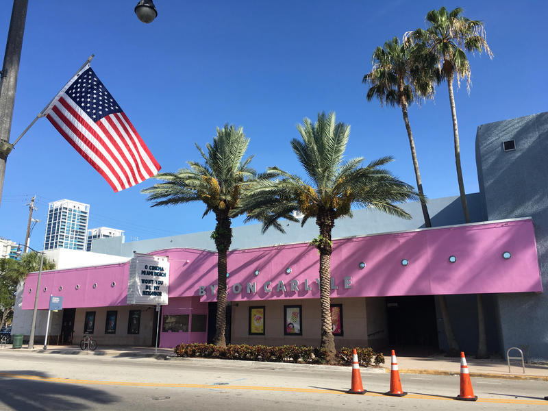 In 2014 it opened as Miami's O Cinema.