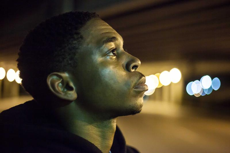 """Local filmmaker Frantzy Moreau has a new web series """"54:17"""" that dives into the issue of gun violence."""