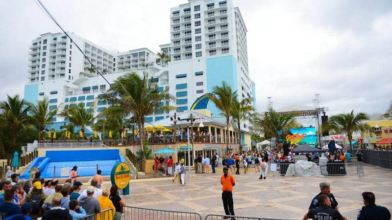 Margaritaville Hollywood Beach Resort was sold to travel and leisure investor KSL Capital Partners for $126.5 million earlier this year.