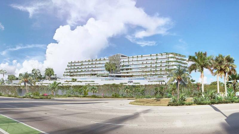 Miami voters decided to allow Jungle Island to build a 300-room hotel on its Watson Island property.