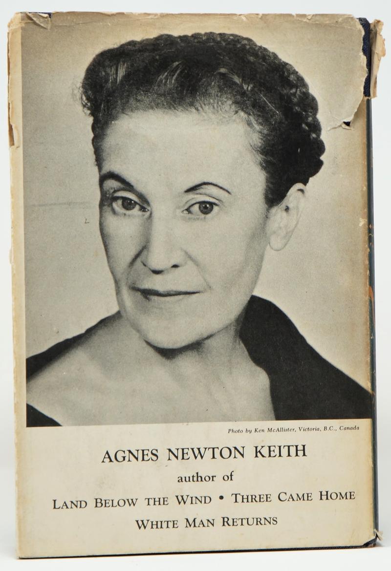 Agnes Newton Keith, Author