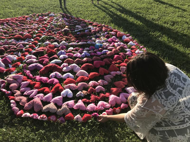 Healing Hearts project