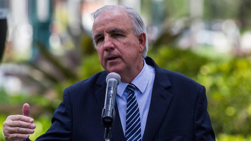 Miami-Dade County Mayor Carlos Gimenez announced on Wednesday, Sept. 19, that Florida International University's main campus off Southwest Eighth Street would get the county's 26th early voting location.