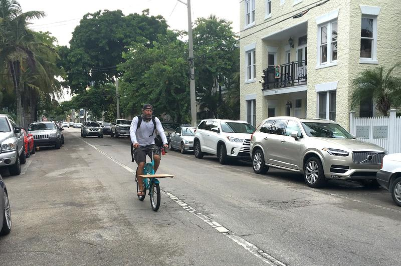 A group formed to advise Key West on resolving parking issues downtown says fewer cars, not more spaces, is the solution.