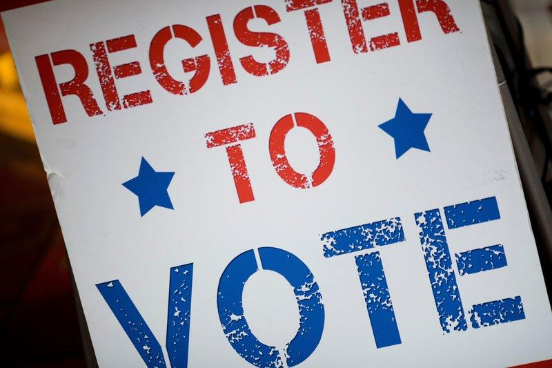 The last day to register to vote in Florida is Tuesday, Oct. 9.
