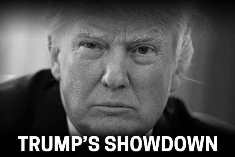 FRONTLINE: Trump's Showdown