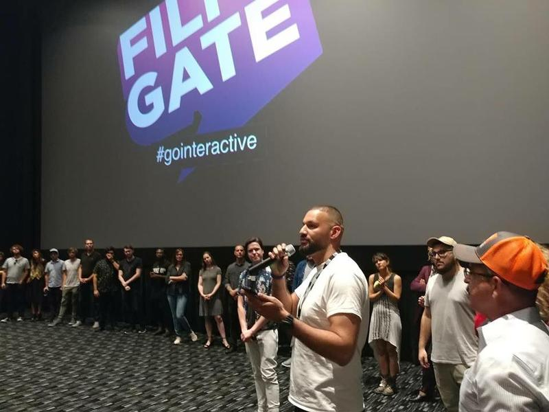 The Filmgate Interactive Media Festival will include virtual reality and augmented reality exhibits.
