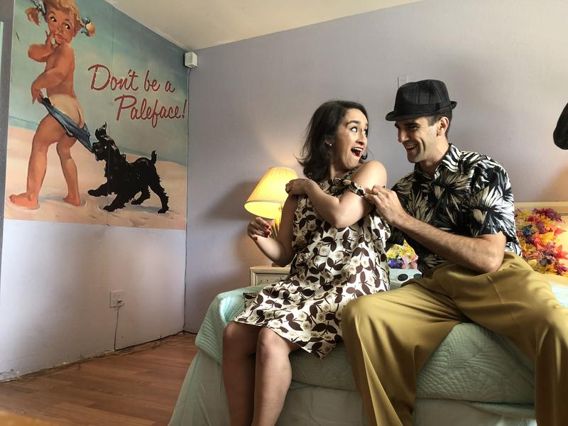 A young couple visit Miami for the first time in this short play at Miami Motel Stories.
