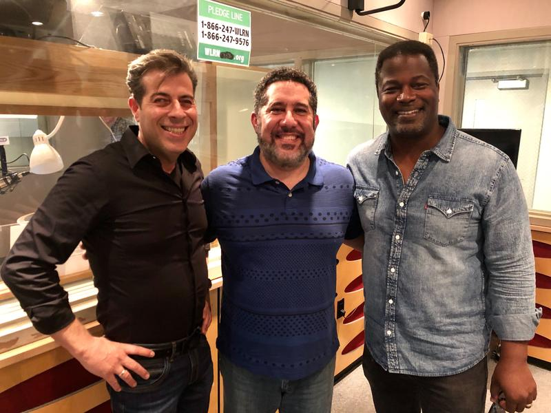 South Beach Jazz Festival founder David New (left) and drummer Johnathan Joseph (right) joined Sundial to talk about the festival kicking off this weekend.