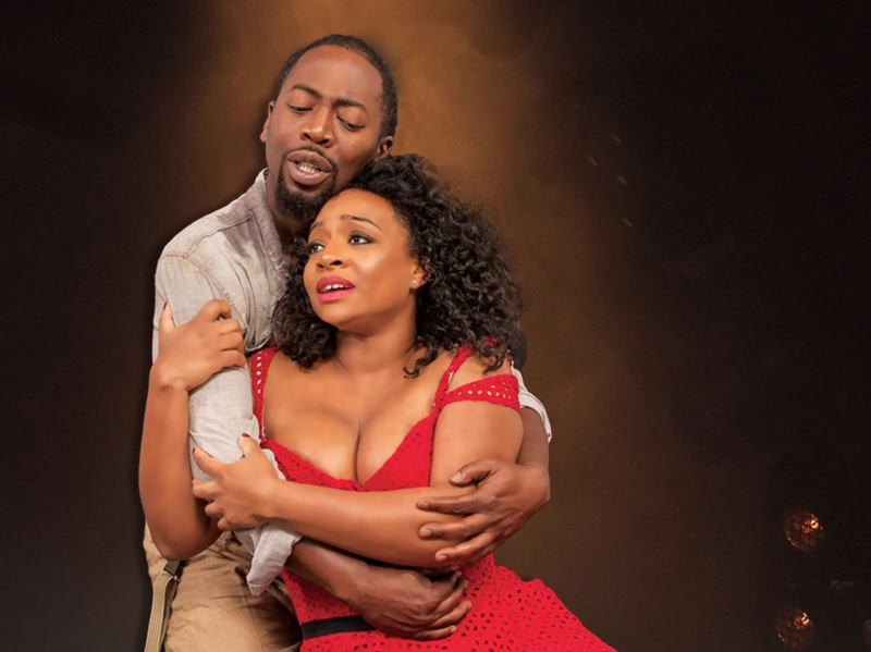 """Cast photos for The South Florida Symphony Orchestra's new adaptation of """"Porgy and Bess."""""""