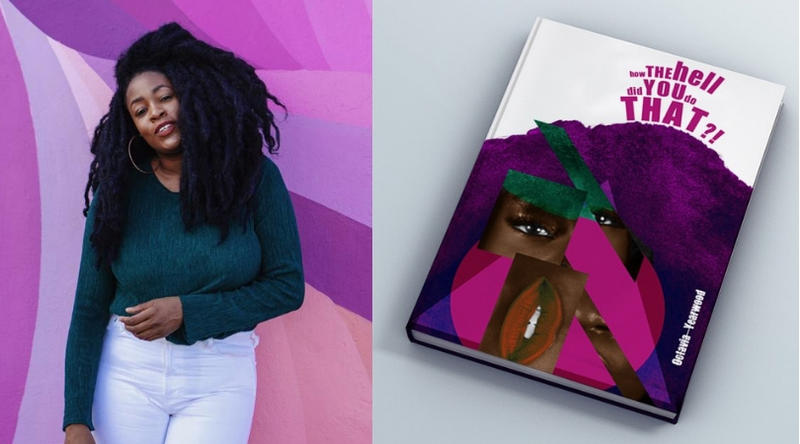"""Octavia Yearwood's memoir """"How The Hell Did You Do That?!"""" engages youth through a new multimedia component."""