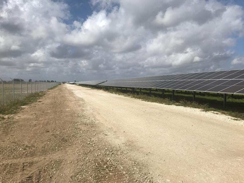 Florida Power & Light has installed nearly 300,000 solar panels in West Kendall to power about 15,000 homes.