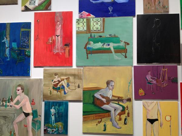 Art Basel 2012.