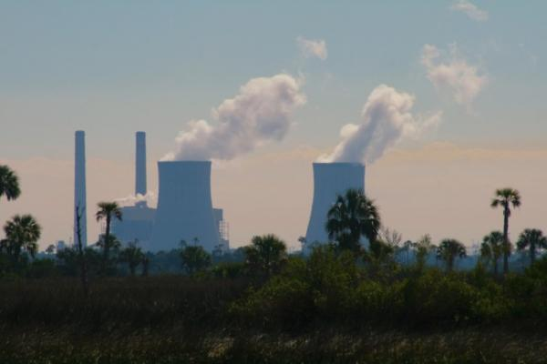 PROBLEM PLANT: The Crystal River nuclear plant in Citrus County has been idle since an accident in 2009. Progress Energy may owe customers $100 million if it doesn't come back on line.