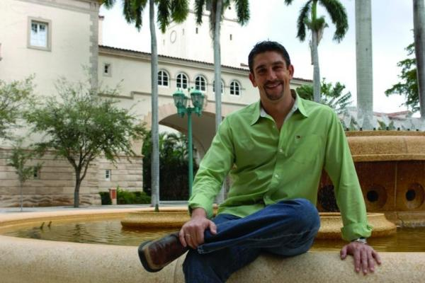 President Obama chose FIU graduate Richard Blanco as the 2013 Inaugural Poet.