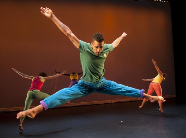 MIXED ROOTS: 'Cordel,' one of Augusto Soledade's repertory works, take cues from hiphop, tango and Brazilian narrative poetry.