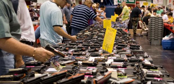 The FBI says a few dealers sell a disproportionate number of firearms.