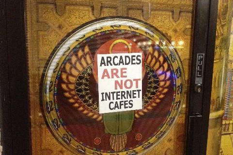 Cleopatra's Arcade in Boynton Beach may have to shut down. Gov. Rick Scott says he'll sign a ban on internet cafes that includes senior arcades.