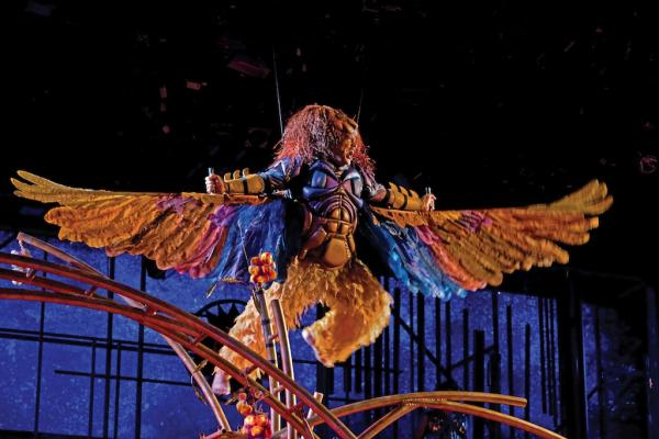 """Miami Theater Center spreads its wings with a performance of """"Inanna and the Huluppu Tree."""""""