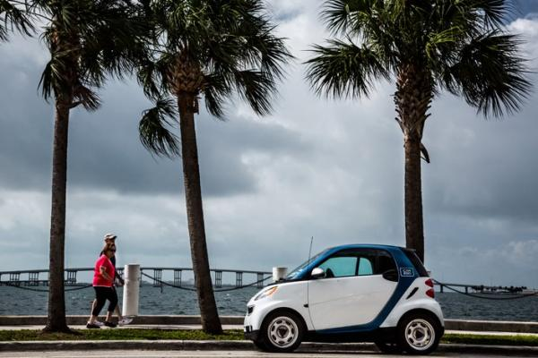 Car2go, a wholly-owned subsidiary of Daimler North America, announced its expansion to the Miami area in 2012.