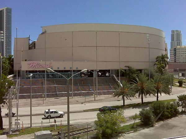 Old Miami Arena Site Gets New Plans Here S A Timeline Of