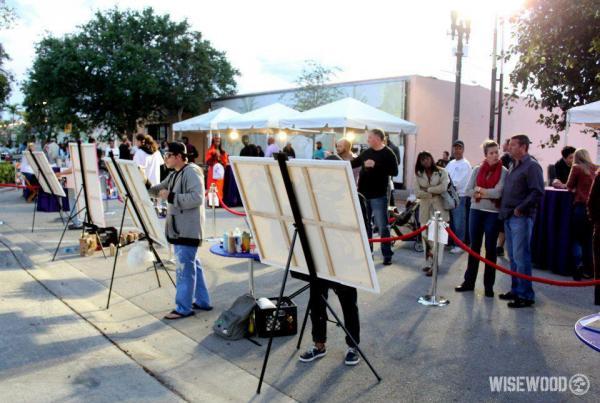 Northwood Village boasts galleries and regular art walks.